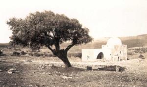 Kever Rochel - Tomb of Rachel - ca. 1870