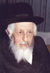 Reb Yechiel Michel Dorfman z
