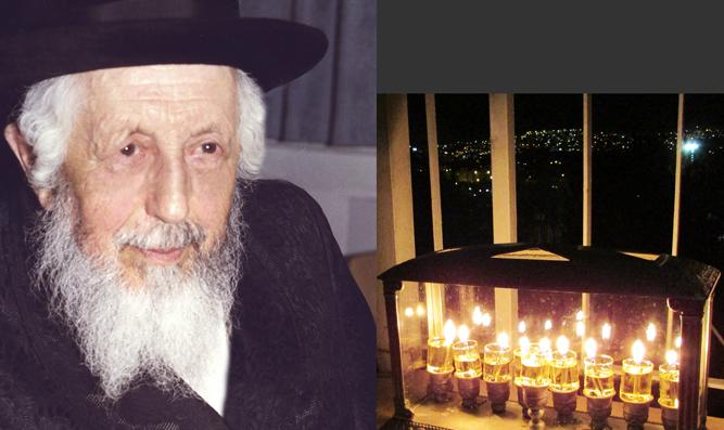 Rabbi Michel Dorfman Breslov Music Chanukah