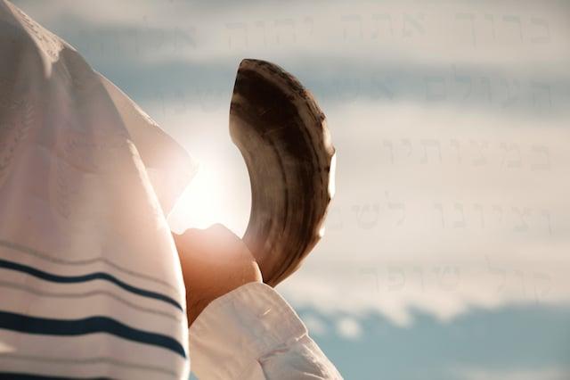 Rosh HaShanah Matrix: Sun, Moon, Shofar (Clip)