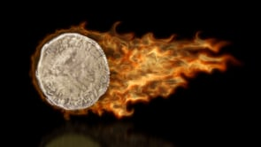 Shabbos Shekalim – Coin of Fire