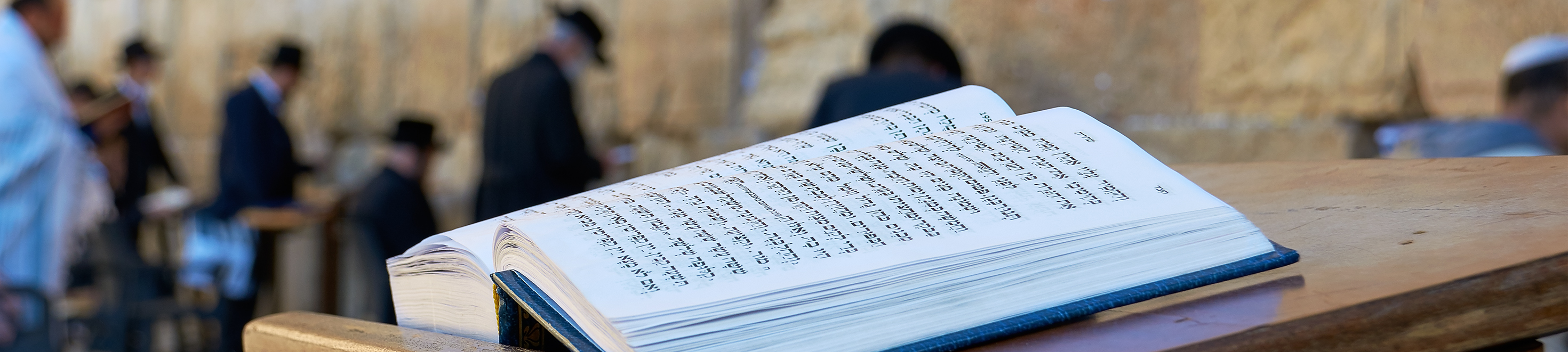 Siddur (Traditional Jewish Prayers)