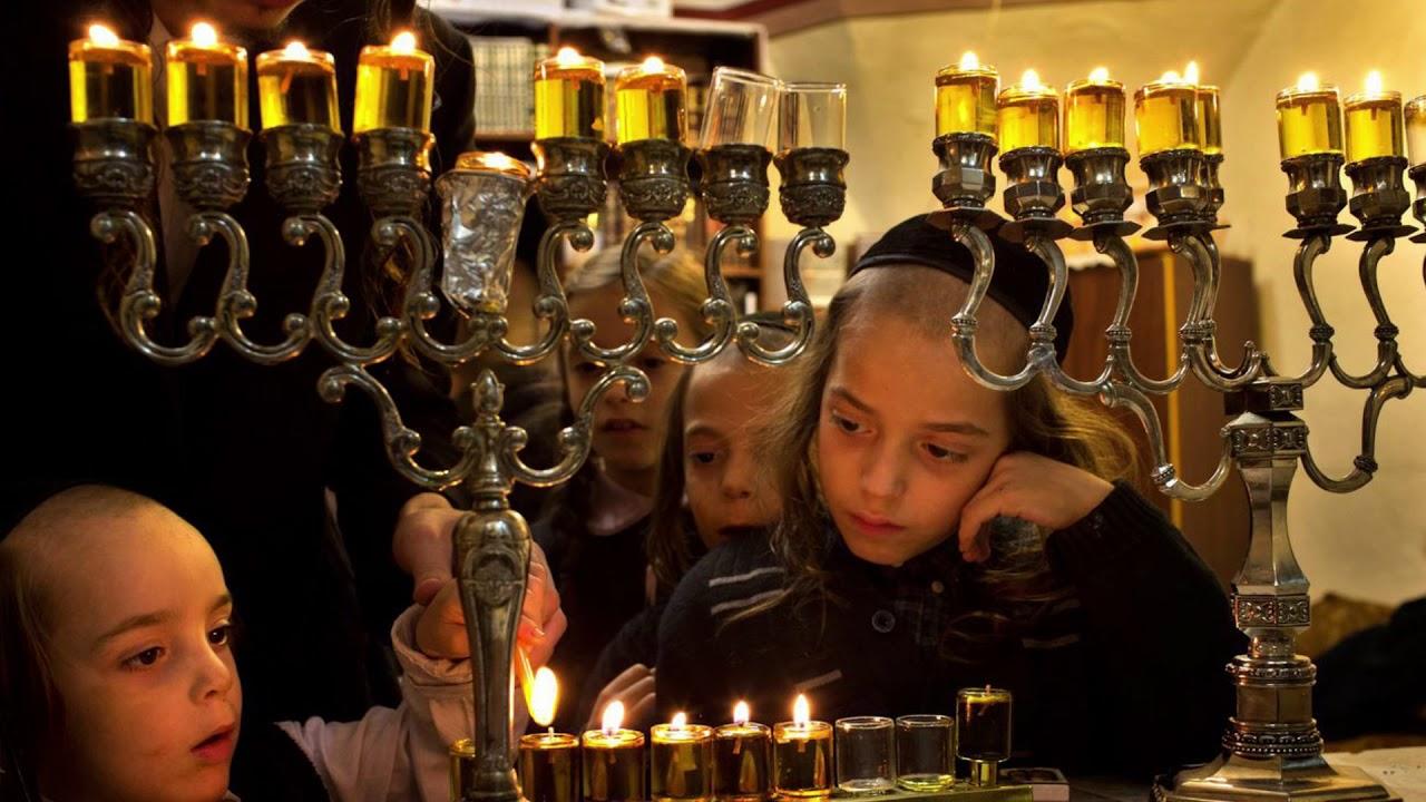 Chanukah – Why Eight Days?