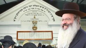 """Uman Rosh Hashanah 5781 – R' Nasan Arrived Safely B""""H"""